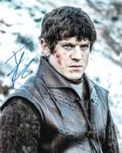 Iwan Rheon Autograph Signed Photo - Game of Thrones